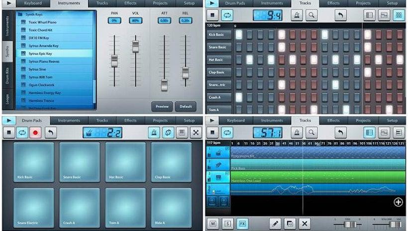 fl studio mobile free download full version apk