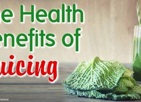 The Nutritional Benefits of Juicing Fruit and Vegetables
