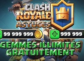 Generateur de gemmes clash royal