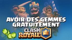 Triche clash royale - Gemme gratuit clash royal