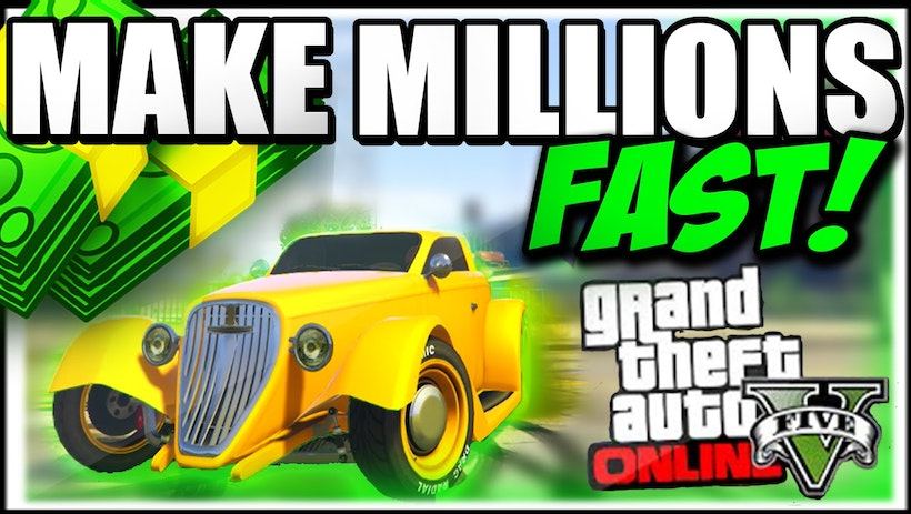 GTA 5 Money Cheat - Cheats For Gta 5
