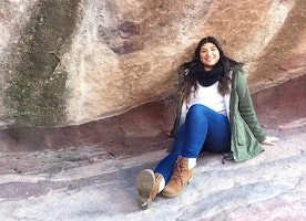 Meet the President: Delanie Garcia