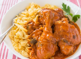 Keep Your Dinner Simple with This Delicious Traditional Hungarian Chicken Paprikash Recipe