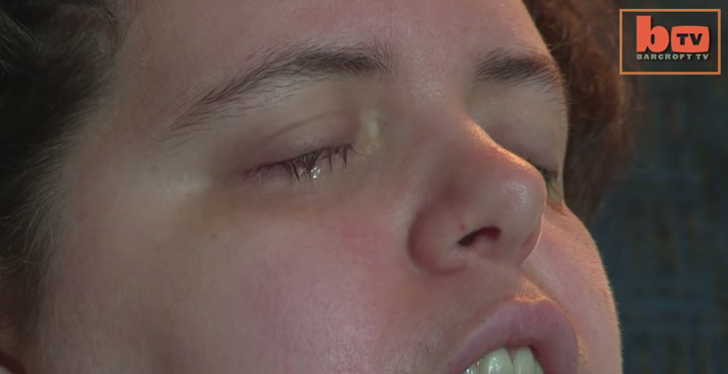 """Woman Blinds Self on Purpose Because she is """"Transblind"""""""
