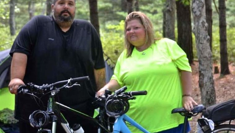 How to shed unwanted pounds and stay fit riding heavy duty bicycles