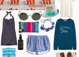 13 Vacation Essentials