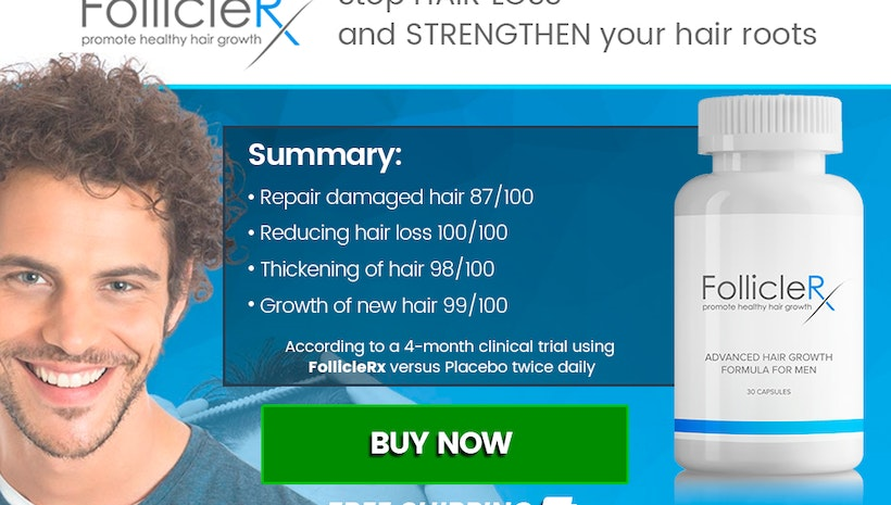 follicle rx review is it a scam read side effects comments facts mogul. Black Bedroom Furniture Sets. Home Design Ideas