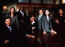 Why I Want To Be a Television Lawyer