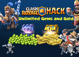 Hack for Clash Royale - Free gems for Clash Royale