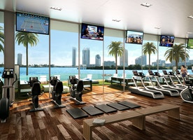 Western Europe's Most Luxurious Gyms