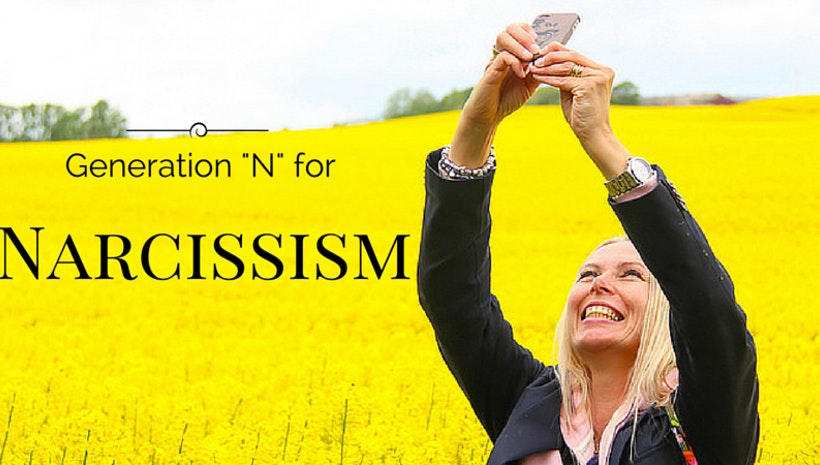 narcissism and generation About the narcissism epidemic: an faq on narcissism q: what is narcissism narcissism means having an inflated or grandiose sense of self a narcissist.