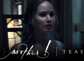 "Actress Jennifer Lawrence stars in one ""mother!"" of a film in theaters September 15, 2017"