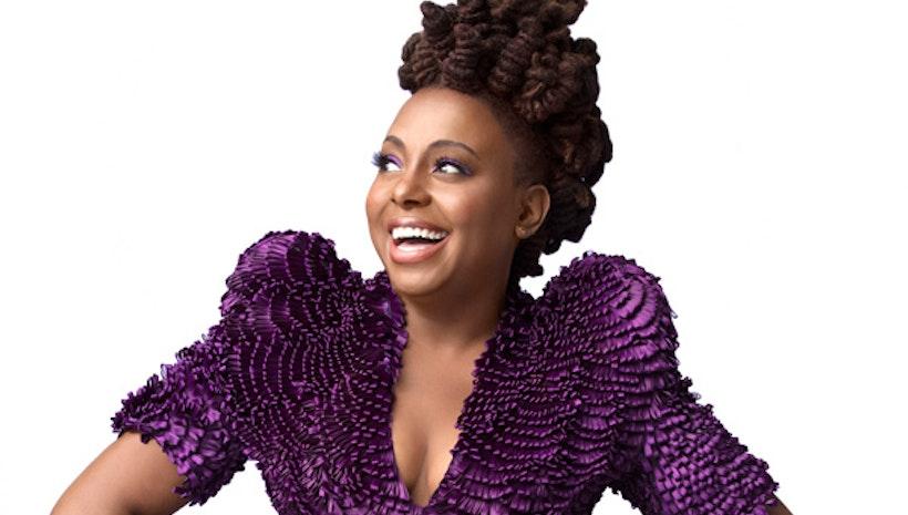 """Singer Ledisi is Feeling """"High"""" as She Let Love Rule on Her New Album"""