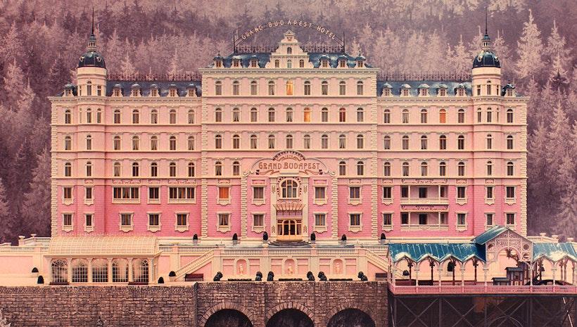 The Grand Budapest Hotel Online Movie Making Tricks Mogul