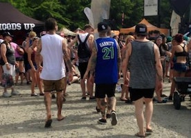 A Play-by-Play of a Typical Warped Tour Day