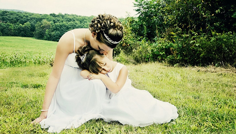 a letter to my future daughter about her wedding day