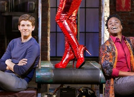 Original Kinky Boots Stars Billy Porter & Stark Sands Will Return to 'Kinky Boots'