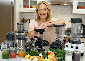 Does juicing help in weight loss?