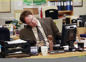 How Students Spend August as Told by the Office