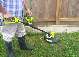 A Good Cordless String Trimmer Review