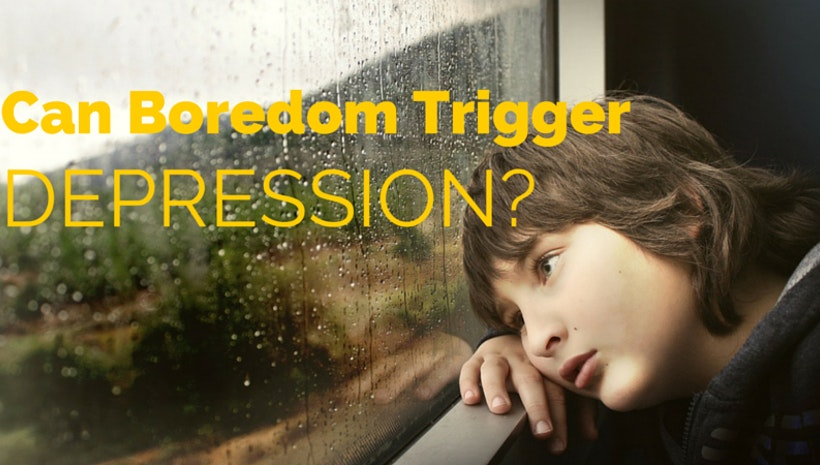 is it boredom or depression Boredom and depression the link between boredom and depression is obvious we are going to talk about the link between boredom and depression viewed through an existential lens the two states are the.