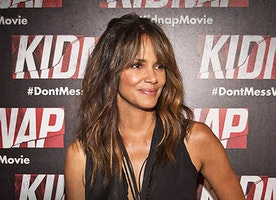 Actress Halle Berry Hosts a NYC Screening of Her New Film Kidnap