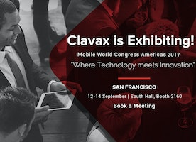 Clavax at MWC Americas 2017