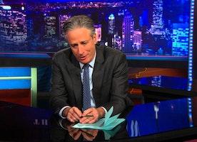 My Moment of Zen: Letting Go of Jon Stewart