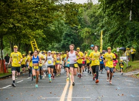 Grey Skies and Sunny Smiles at Walk of Hope + 5K Run to Defeat Depression