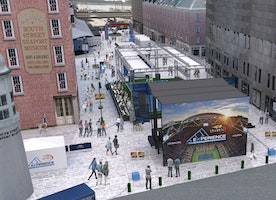 USTA Announces First Ever US Open Experience 8/24 & 8/25 At Seaport District