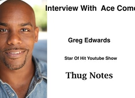 Ace Comedian Greg Edwards of Thug Notes Teaches How To Channel Creativity On Demand