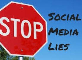 Lies on Social Media