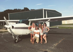 $25 Airplane Rides Down the Jersey Shore
