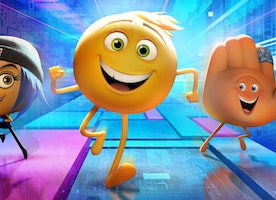A Review of the Emoji Movie