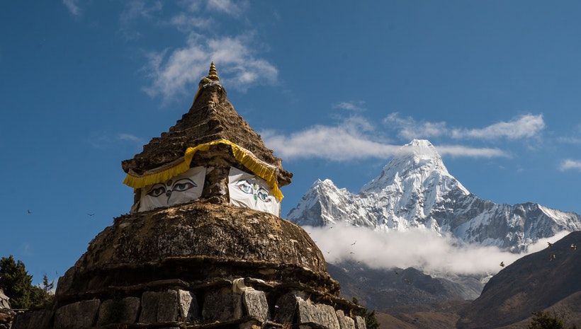 15 Days Everest Base camp Trek With Cater By Local sherpa Guide