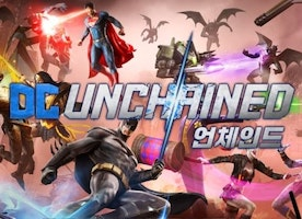 DC Unchained is an upcoming hero collecting action RPG