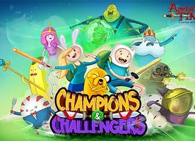 Adventure Time Champions & Challengers coming soon on Android