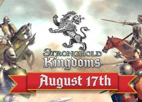 Stronghold Kingdoms Mobile Release Date Revealed
