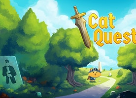 Cat Quest: Magical adventure with little cats and giant dragons