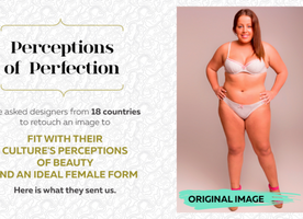 18 Countries Prove Ideal Body Image is Different After Photoshopping Same Woman