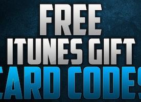 Free iTunes Gift Card Code Generator No Survey No Human verification