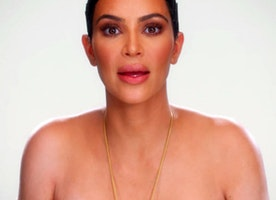 Kim Kardashian West Defends Jeffree Star's Racism and Drags Herself