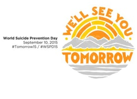 This Organization Is Raising Money For Suicide Prevention Week, Here's What You Can Do to Help!