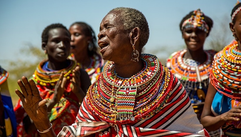 Incredible Village In Africa Where Men Are Banned Provides Refuge For Survivors Of Sexual Violence!