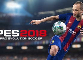 PES 2018 for Android and iOS will be possible in September