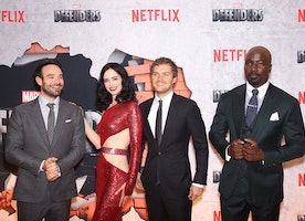 "The ""Defenders"" Premieres on Netflix"