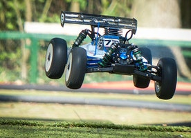 On and Off Road RC Cars