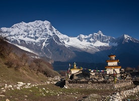 How Difficult is to Trek in Manaslu Nepal