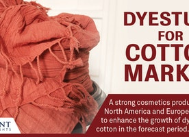 Global Dyestuff for Cotton Market To Surpass US$ 3.66 Billion By 2025