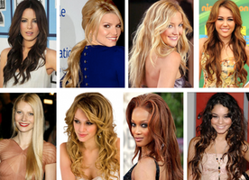 5 Famous Celebrities Using Hair Extensions